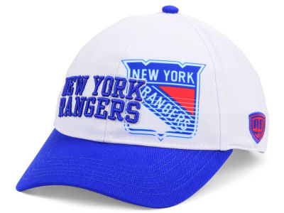 New York Rangers Old Time Hockey NHL Youth Chalk Snapback Cap