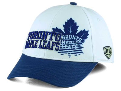 Toronto Maple Leafs Old Time Hockey NHL Youth Chalk Snapback Cap