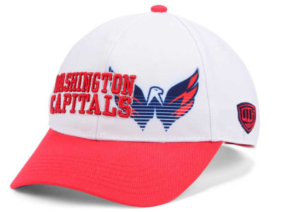 Washington Capitals Old Time Hockey NHL Youth Chalk Snapback Cap