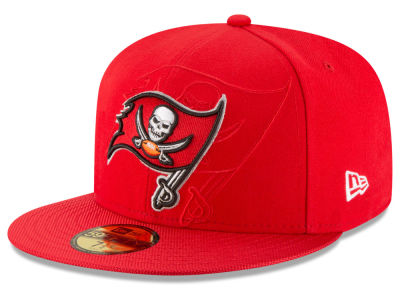 Tampa Bay Buccaneers New Era 2016 Official NFL Sideline 59FIFTY Cap