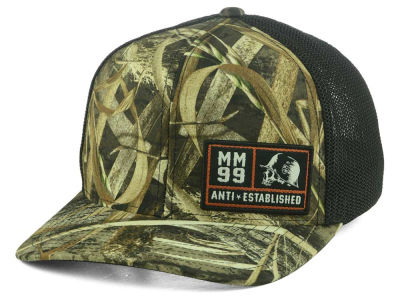 Metal Mulisha Boxed Stretch-fit Cap