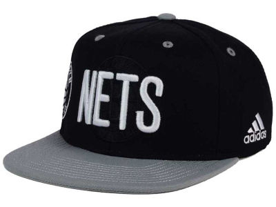 Brooklyn Nets adidas 2016 NBA Draft Snapback Cap