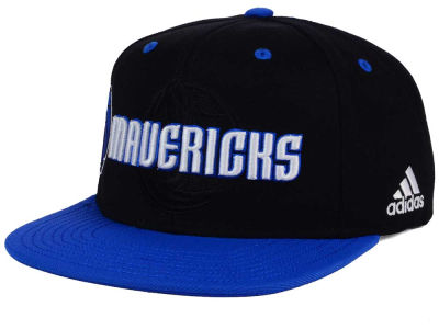 Dallas Mavericks adidas 2016 NBA Draft Snapback Cap