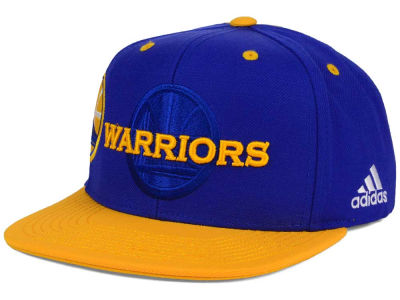 Golden State Warriors adidas 2016 NBA Draft Snapback Cap
