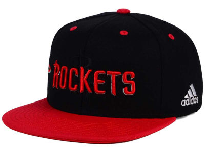 Houston Rockets adidas 2016 NBA Draft Snapback Cap