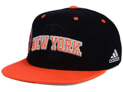 New York Knicks adidas 2016 NBA Draft Snapback Cap