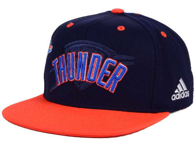 Oklahoma City Thunder adidas 2016 NBA Draft Snapback Cap