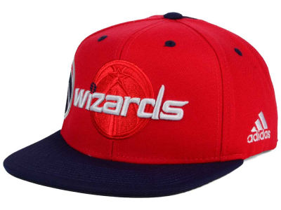 Washington Wizards adidas 2016 NBA Draft Snapback Cap