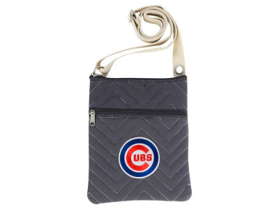 Chicago Cubs Chevy-Stitch Cross Body Bag