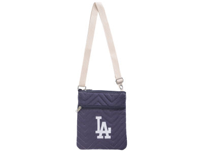 Los Angeles Dodgers Chevy-Stitch Cross Body Bag