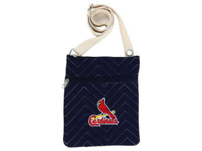 St. Louis Cardinals Chevy-Stitch Cross Body Bag