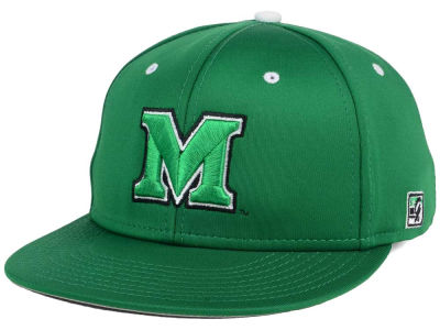 Marshall Thundering Herd NCAA Game Fitted On-Field Hat