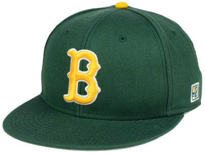 North Dakota State Bison NCAA Game Fitted On-Field Hat