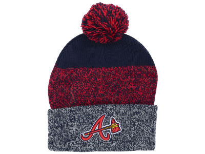 Atlanta Braves '47 MLB Static Pom Knit