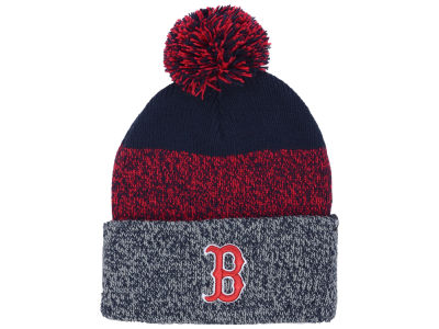Boston Red Sox '47 MLB Static Pom Knit
