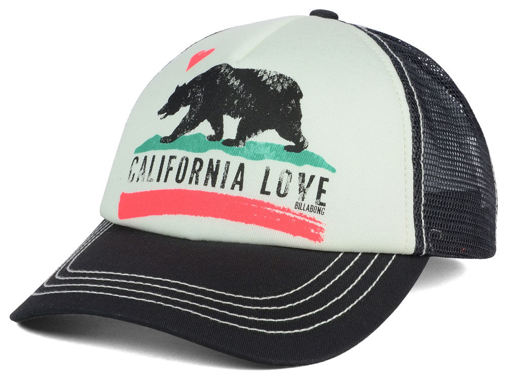 Billabong California Love Hat  7d8d9848811