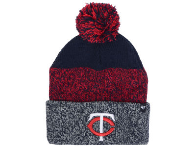 Minnesota Twins '47 MLB Static Pom Knit