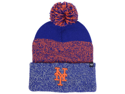 New York Mets '47 MLB Static Pom Knit