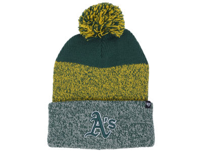 Oakland Athletics '47 MLB Static Pom Knit