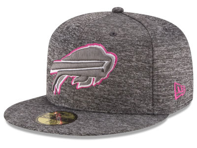 Buffalo Bills New Era NFL Breast Cancer Awareness Official 59FIFTY Cap