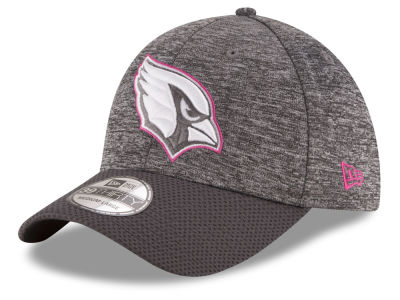 Arizona Cardinals New Era NFL Breast cancer Awareness Official 39THIRTY Cap