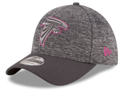 Atlanta Falcons New Era NFL Breast cancer Awareness Official 39THIRTY Cap