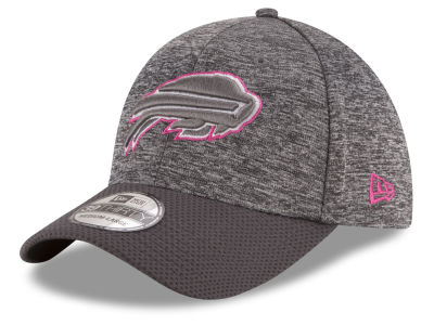 Buffalo Bills New Era NFL Breast cancer Awareness Official 39THIRTY Cap
