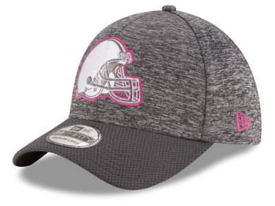 Cleveland Browns New Era NFL Breast cancer Awareness Official 39THIRTY Cap