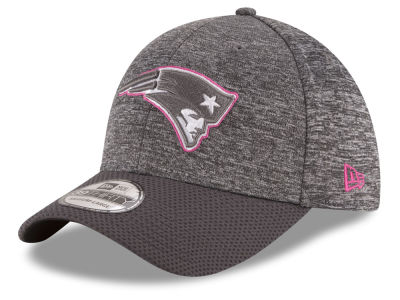 New England Patriots New Era NFL Breast cancer Awareness Official 39THIRTY Cap