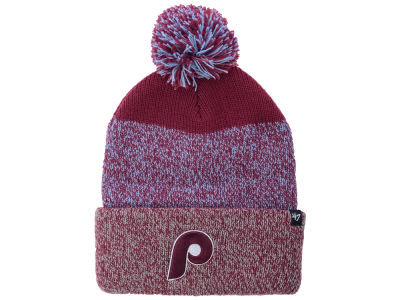 Philadelphia Phillies '47 MLB Static Pom Knit