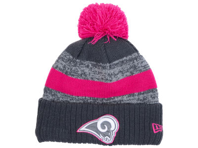 NFL Breast Cancer Awareness Official Pom Knit