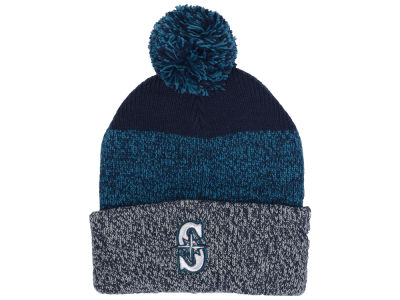 Seattle Mariners '47 MLB Static Pom Knit