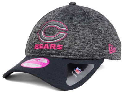 Chicago Bears New Era NFL Women's Breast Cancer Awareness 9TWENTY Cap
