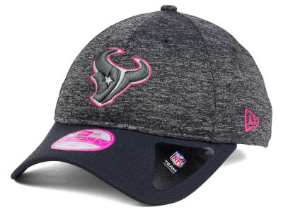 Houston Texans New Era NFL Women's Breast Cancer Awareness 9TWENTY Cap