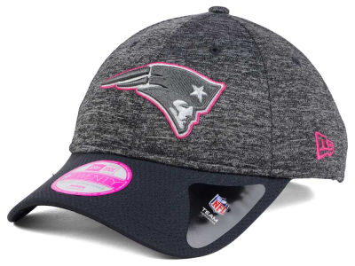 New England Patriots New Era NFL Women's Breast Cancer Awareness 9TWENTY Cap