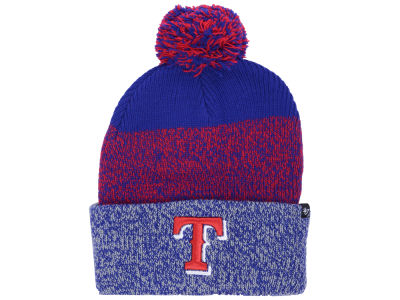 Texas Rangers '47 MLB Static Pom Knit