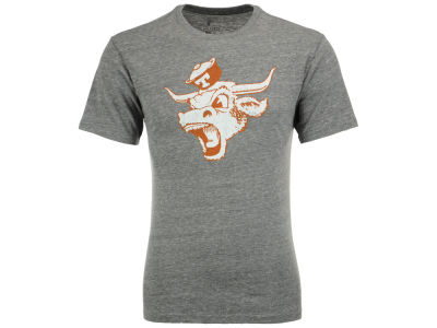 Texas Longhorns NCAA Men's Angry Bevo T-Shirt