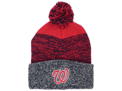 Washington Nationals '47 MLB Static Pom Knit