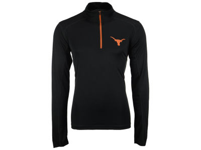 Texas Longhorns NCAA Men's Brutus Quarter Zip Pullover