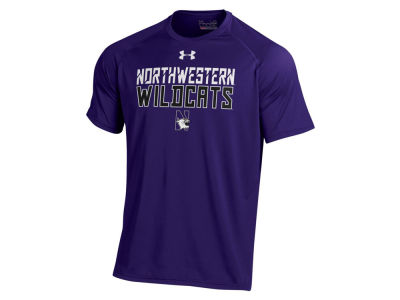 Northwestern Wildcats Under Armour NCAA Men's Tech T-Shirt