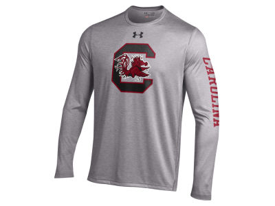South Carolina Gamecocks NCAA Men's Tech Long Sleeve T-Shirt