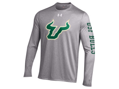 South Florida Bulls NCAA Men's Tech Long Sleeve T-Shirt