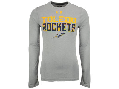 Toledo Rockets Under Armour NCAA Men's Tech Long Sleeve T-Shirt