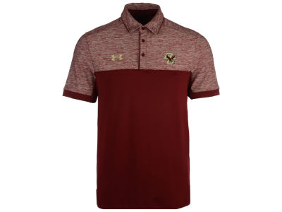 Boston College Eagles Under Armour NCAA Men's Podium Polo Shirt