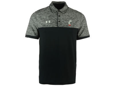 Cincinnati Bearcats NCAA Men's Podium Polo Shirt