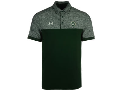 Colorado State Rams NCAA Men's Podium Polo Shirt