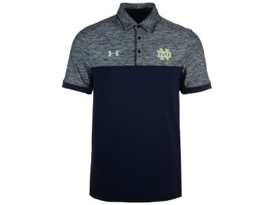 Notre Dame Fighting Irish Under Armour NCAA Men's Podium Polo Shirt