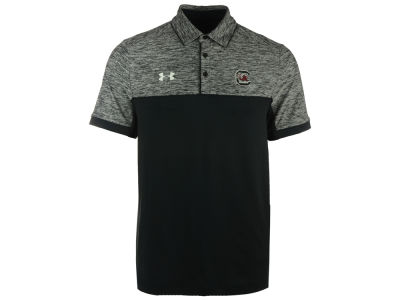 South Carolina Gamecocks Under Armour NCAA Men's Podium Polo Shirt