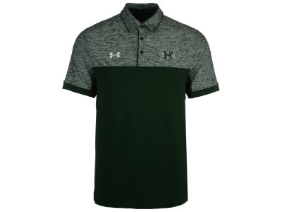 Hawaii Warriors NCAA Men's Podium Polo Shirt