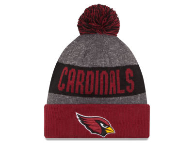 Arizona Cardinals New Era NFL 2016 Official Sport Sideline Knit